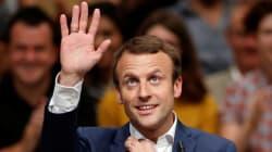 Macron, le pari de