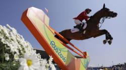 Rio 2016: Eric Lamaze gagne le bronze au concours individuel de sauts