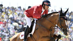 Canada's Eric Lamaze And His Fine Lady Prove Neigh-Sayers Wrong With Bronze