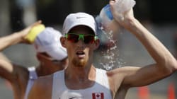 Rio 2016: un Canadien perd sa