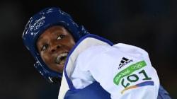 Haby Niaré remporte la médaille d'argent au Taekwondo pour les -67