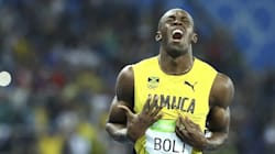 9e médaille d'or pour Bolt qui s'offre son incroyable triple