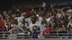 Tony Yoka et le clan français chantent un joyeux anniversaire à Estelle