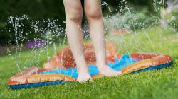 Edmonton Girl's Leg Split Open By Makeshift Water