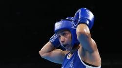 Sarah Ourahmoune en argent après sa défaite face à Nicola