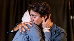 Gord Downie's Hug With Trudeau Had Nothing To Do With