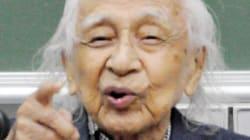 むのたけじさん死去 101歳の反戦ジャーナリスト