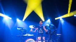 Blink 182 au Centre Bell: les grands ados s'amusent