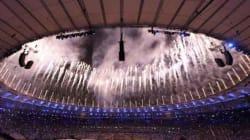 リオオリンピックの閉会式 サンバに乗って17日間の祭典に幕(画像集)