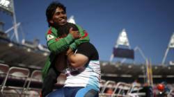 13 foto che catturano la bellezza degli atleti