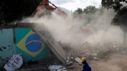 「オリンピックが人生を破壊する」再開発で住居を奪われた貧しい人たちの叫び