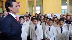 La Universidad Panamericana revisará el presunto plagio de Peña Nieto del 30% de su
