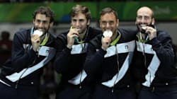 Rio, 26 medaglie su 28 vinte da poliziotti e