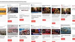La Turchia alza il muro della vergogna contro i media