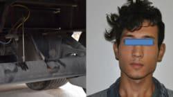 400 km attaccato sotto un tir: l'odissea di un giovane profugo