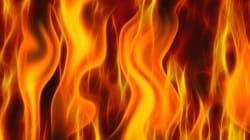 Laval: un incendie suspect ravage une