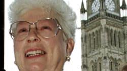 Décès de l'ancienne députée fédérale Elsie