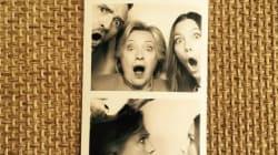 Hillary Clinton s'amuse chez Justin Timberlake et Jessica