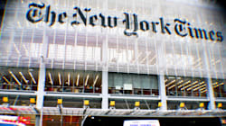 The New York Times Announces Plans To Expand To
