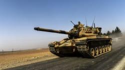 La Turquie envoie des tanks en Syrie contre Daech (mais pas