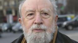 Le romancier Michel Butor est