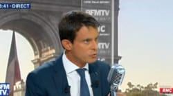 Valls s'engage à