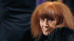 La couturière française Sonia Rykiel est