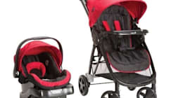 Health Canada Recalls Nearly 6,000 Strollers Due To Safety