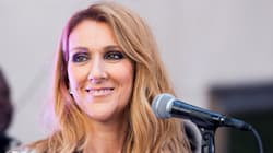 Céline Dion Buys Lunch For Fans At Schwartz