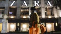 Zara poursuivie pour 5 millions pour des prix