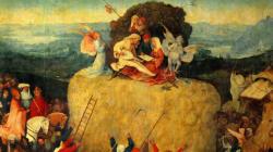 Les 7 doigts de la main célèbre le peintre Jérôme