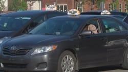 Les chauffeurs de taxi transportent leur colère à l'Assemblée