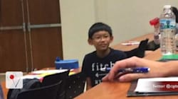 This 11-Year-Old Is Already The Star Of His University