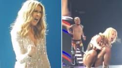 Britney Spears a peut-être quelques conseils à recevoir de Céline