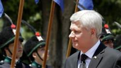 Stephen Harper quitte la vie politique