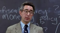 Ben Stein Only Got His Role In 'Ferris Bueller' By