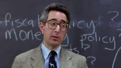 Ben Stein Only Got His Role In 'Ferris Bueller' By