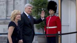 10 Ways Harper Left His Mark On