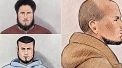 Coupables de terrorisme, 3 Ottaviens écopent de 7 et 17 ans