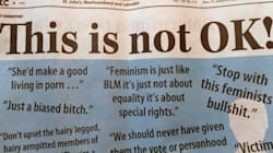 St. John's Newspaper Calls Out Readers For Misogynistic