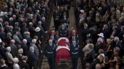 MP Mauril Belanger's Funeral Ends With His Gender-Neutral
