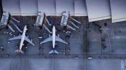 Attaque à la roquette sur un aéroport en