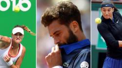 Mladenovic, Garcia et Paire suspendus par la Fédération française de