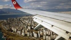 Un avion rase Nice en ratant son approche avant