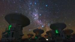 Cet étrange signal radio venu de l'espace intrigue les