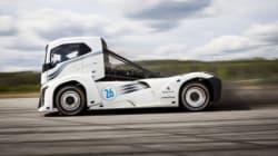 Volvo Iron Knight: le camion lourd le plus rapide au monde