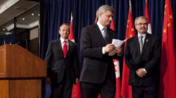 Ex-Tory Minister Laughs Off Trudeau's Talk Of Canada-China