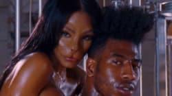 Pourquoi cette femme-chat dans le clip de Kanye