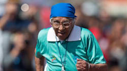 What Motivates 100-Year-Old Sprinter?