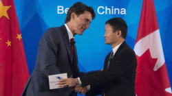 Trudeau Gives China Advice On Improving Its